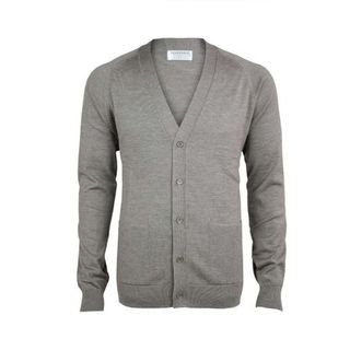 Silverdale - Merino Classic Fit Cardigan sizes S - 3XL