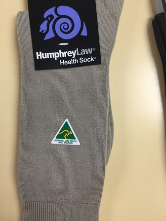 Humphrey Law Health Socks